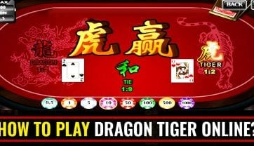 Dragon Tiger Online – Rules and Strategy